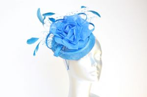 Cute bluebell fascinator 15429/SD668